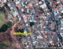 Casa Av: Tiradentes 860mtr - aceito chácara