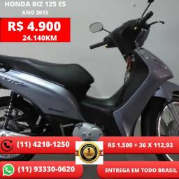 Honda Biz 125 ES Ano 2015