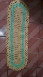Passadeira crochê feito a mão
