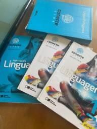 Livro Conecte Live Português 1º ano do médio !!