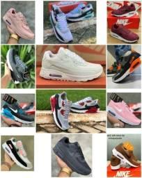 Promoção tênis nike airmax e adidas ( 120 com entrega)
