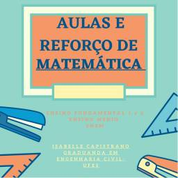 Aulas Particulares e Reforço de Matemática