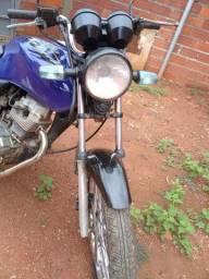 Titan 125 De leilão LEILÃO! Pego bike aro 29  ate 1000 reais