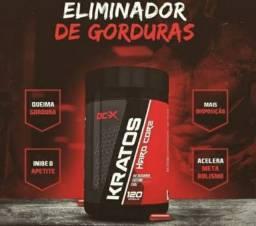 KRATOS ELIMINADOR DE GORDURAS