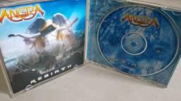 CD ANGRA REBIRTH AUTOGRAFADO