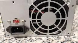 Amplificador de 127V para 12V
