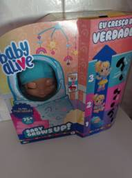 Baby Alive crescer ?