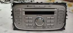 Rádio original do Focus Titanium.