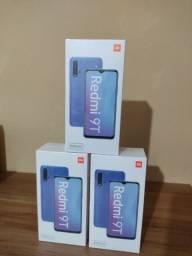 Celular Smartphone Redmi 9T Xiaomi (Lacrado,Original, Versão global)