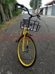 Bike Caloi Aro 26 Yellow Completa Montada - Sob Encomenda!!!