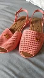Sapatilha rosa