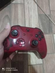 Xbox one completo dois controles
