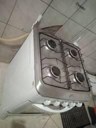 Vende-se fogão manual semi-novo