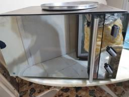 Troco forno elétrico 220v por 110v