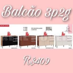 Título do anúncio: BALCÃO BALCÃO 3P/2G