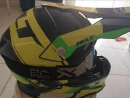 Vendo capacete helt número 62