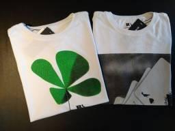 Camisas Masculinas/ Reserva/ Ellus e Calvin Klein