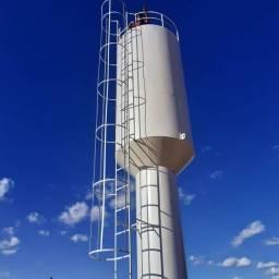 Fabricamos Caixa d'água, Taça Torre Seca ou Cheia, Tubular, Tanque de Combustível diesel.