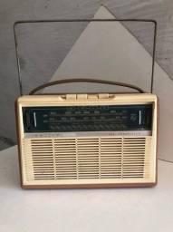 Rádio Philips  mensageiro (década de 60)