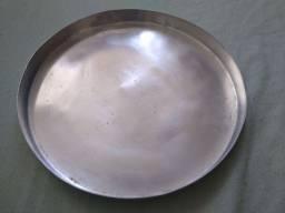 Formas de pizza brotinho de alumínio