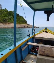 Guia de pesca - Passeio marítimo