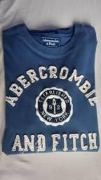 Camiseta Abercrombie masculina