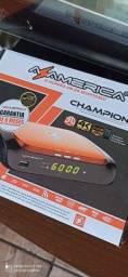 América Champions receptor