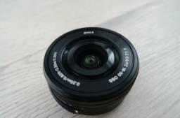 Lente Sony 16 50mm E-Mount