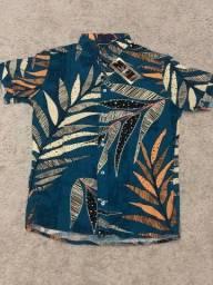 Camisas floridas