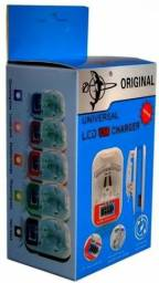 Carregador Universal De Bateria Celular Carga Externa