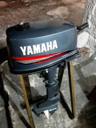Motor de popa Yamaha 4 hp 2017