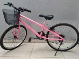 Bicicleta Allegra City infantil aro 24
