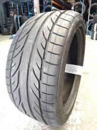 Pneu semi novo 255/40R17 Bridgestone Potenza 94V sem conserto