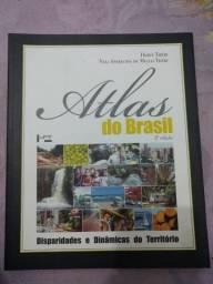 Atlas do Brasil - Disparidades e Dinâmicas do Território de Théry seminovo