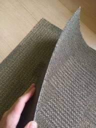 Carpetes em placa para escritório