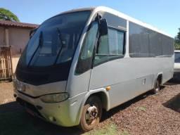 Micro-ônibus Marcopolo Senior MID Turismo G6 2006 25 Lugares Rodoviário com Ar de Teto