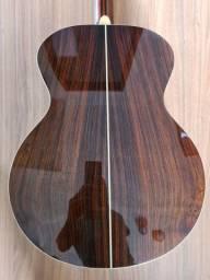 Violão Yamaha lj16bc All solid spruce jacaranda taylor martin guild fender takamine