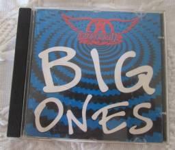 Cd - Aerosmith -big Ones