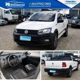 Título do anúncio: VW Saveiro Robust Total Flex CS 1.6 2019
