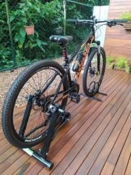 Rolo de Exercício Fixo - Bicicleta!!!