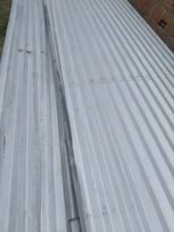 Telha galvanizadas 5×1.10