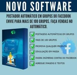 ?Postador automatico para grupos facebook venda mais ?