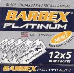 Lâmina para barbearia! Barbex