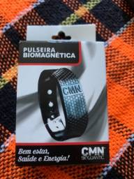 Pulseira biomagnetica CMN