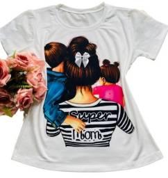 Presente Para o Dia Das Mães, Linda T-shirts