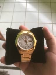 Relógio Orient Dourado Automático