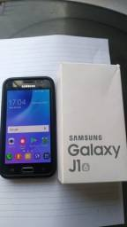 Samsung J1 Barato na caixa