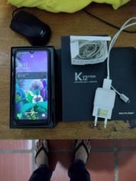 Smartphone LG k12 64 gigas na garantia