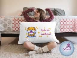 Lindas fronhas personalizadas para o Dia das Mães