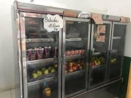 Freezer conservado